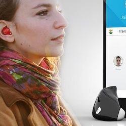 Навушники, моментально переводять будь-який іноземний мову
