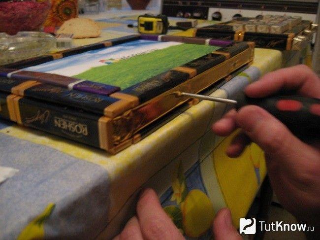Виготовлення клавіатури ноутбука