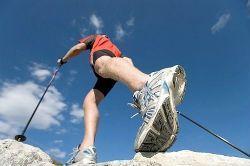 Нордична ходьба - фітнес і здоров`я