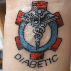 Нова мода - медичні татуювання!