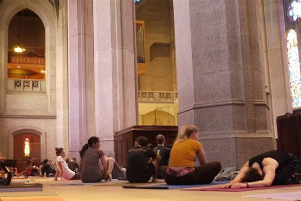 Яхве-йога