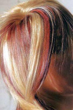 Фарбування волосся, правила і поради