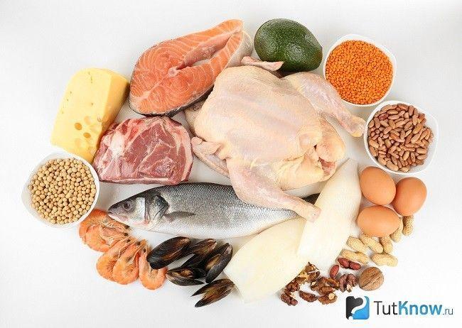 протеїновмісні продукти