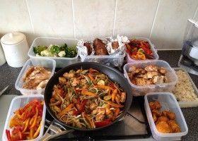 Їжа в судочках
