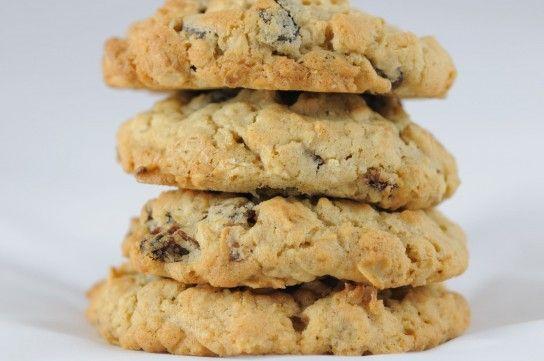 Вівсяне печиво - рецепт