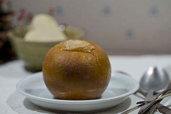 Печені яблука рецепт в духовці