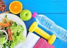 П`ять міфів про спортивну дієті