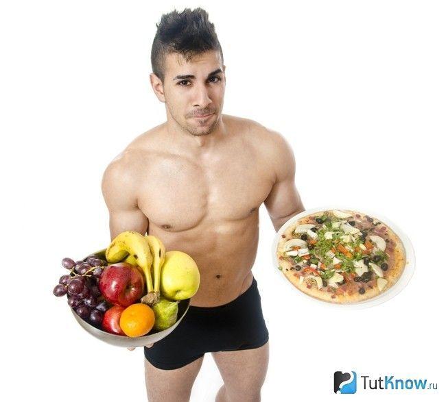 Харчування при заняттях спортом