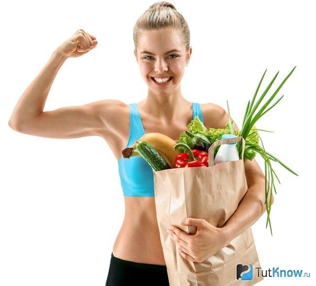 Спортивне дієтичне харчування