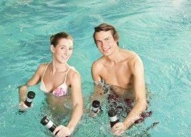 Плавання в басейні: користь для схуднення