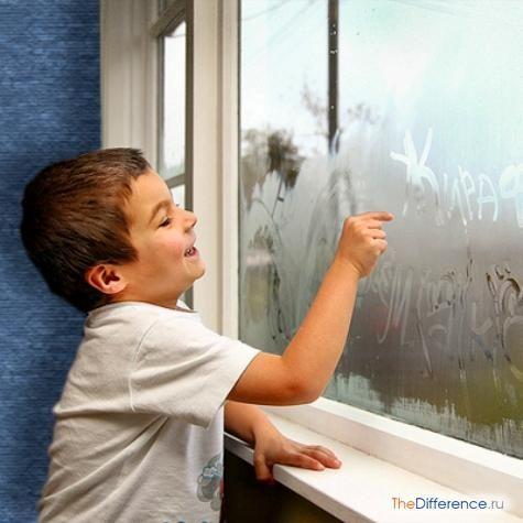 Чому пластикові вікна запотівають