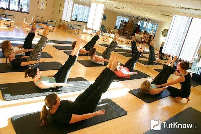 Вправи бодіфлекс для схуднення