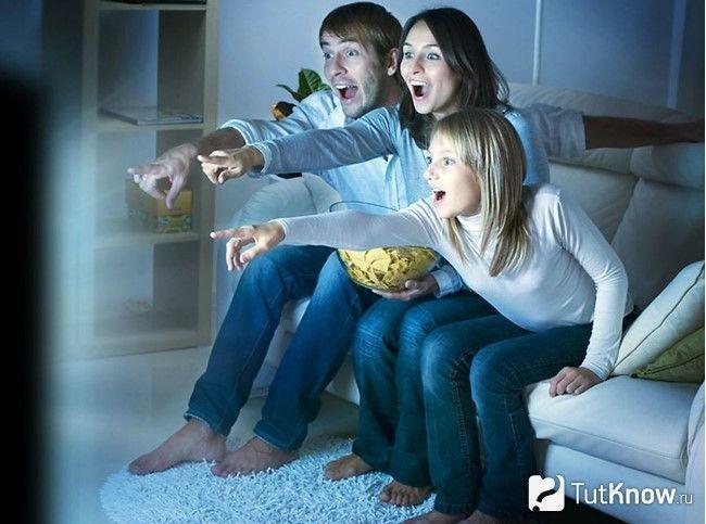 Сім`я дивіться фільм