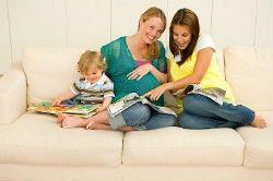 Корисні книги для майбутніх мам