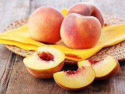 Корисні властивості персика