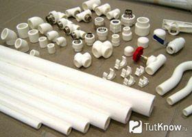 Поліпропіленові труби: їх переваги, ціна, застосування і монтаж
