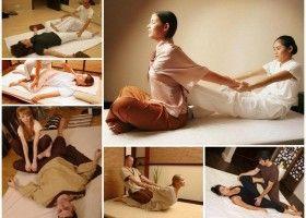 Користь тайського масажу