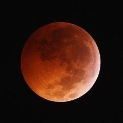 Останнє місячне затемнення в 2013: як його побачити?