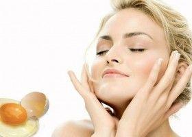 Застосування і приготування яєчних масок для обличчя