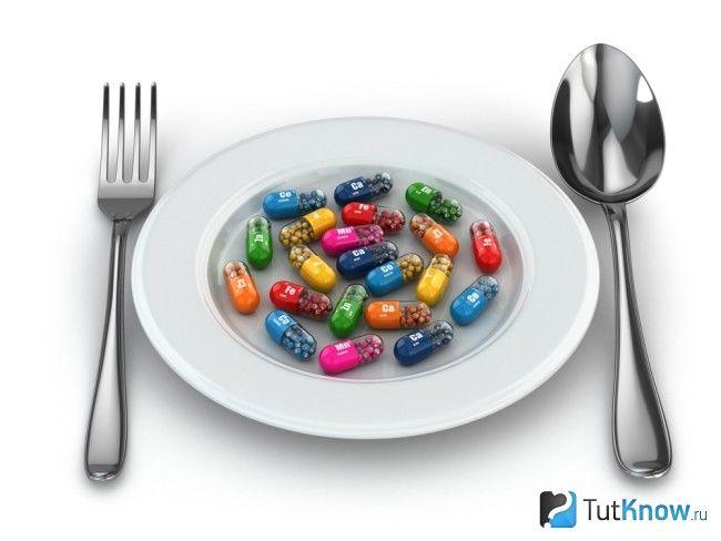 Вітаміни на вашому столі