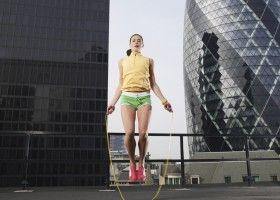 Стрибки на скакалці: користь для схуднення