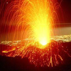 Розкрито секрет найпотужніших вивержень вулканів