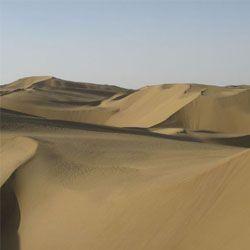 Розгаданий секрет таємничих решіток в пустелі такла-макан