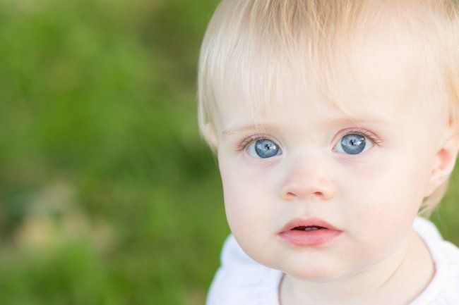 Фізичний розвиток дитини в 1 рік