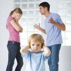 Розлучення не є небезпечним для дитини, якщо батьки розлучилися правильно