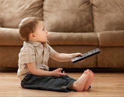 Дитина і перегляд телевізора