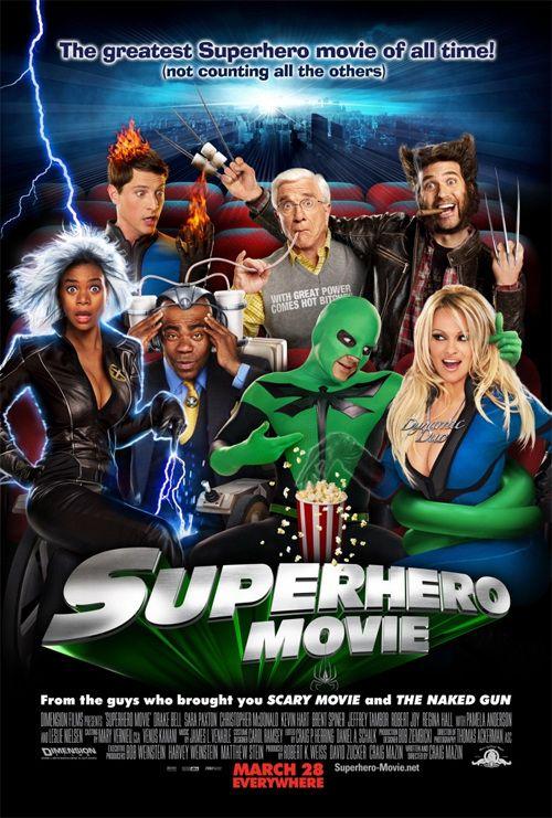 Рецензія на фільм супергеройське кіно