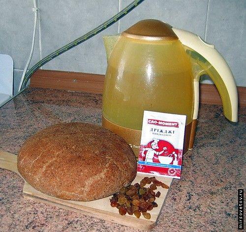 Рецепт хлібного квасу