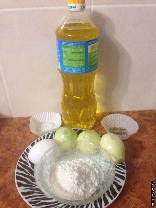 Рецепт цибулевих кілець