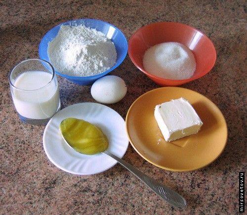 Рецепт медового торта із сметанним кремом