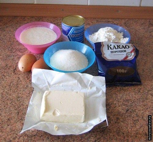 Рецепт «празького» торта