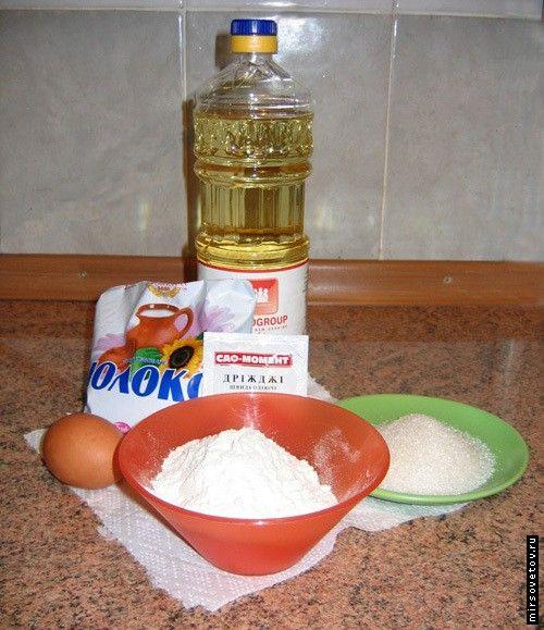 Рецепт приготування млинців