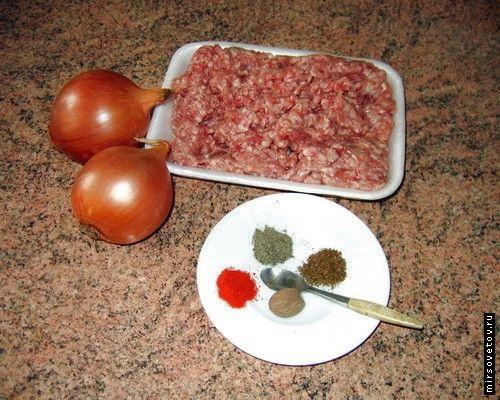 Рецепт сибірських пельменів