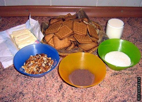 Рецепт солодкої ковбаски