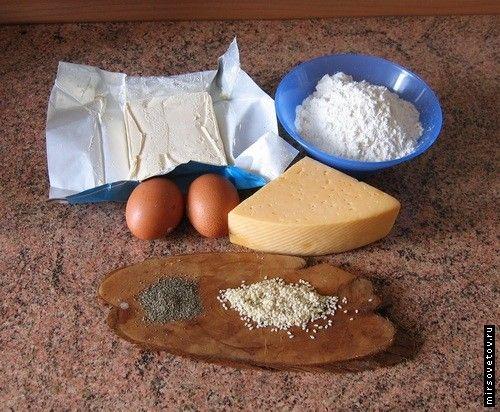Рецепт сирних паличок