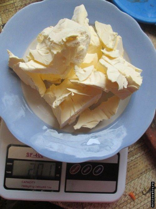 Рецепт віденського печива