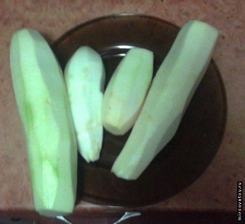 Рецепт запіканки з кабачків