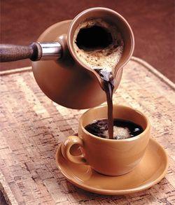 Рецепти приготування кави в турці