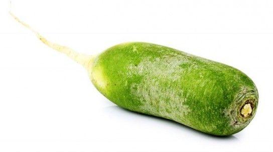 Чим корисна зелена редька?