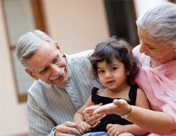 Роль старшого покоління у вихованні дітей
