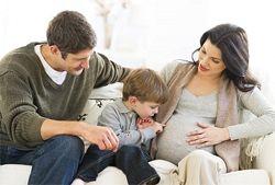 Народження і виховання другої дитини