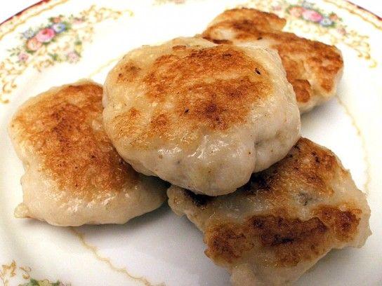 Рибні котлети - рецепт з карася