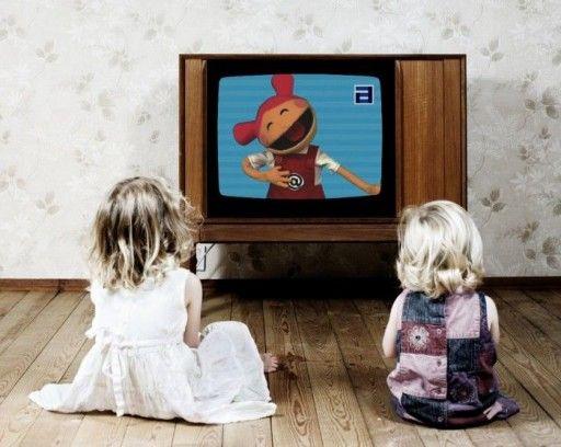 Які мультфільми вибрати для малюка?