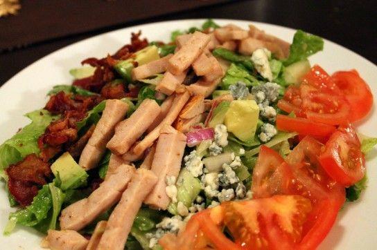 Салат з індички рецепт