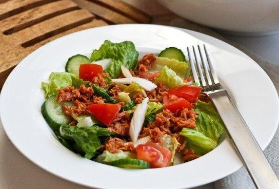 Салат пікантний рецепт