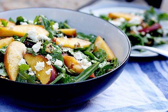 Салати з руколою рецепти з фото